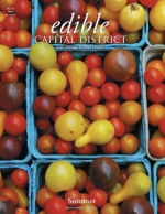 Edible Capital District Summer 2016 issue